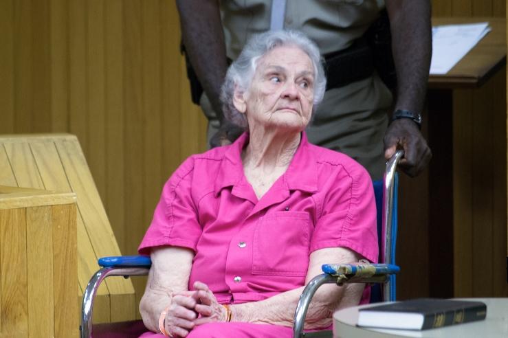 Margaret Kellis in Superior Court